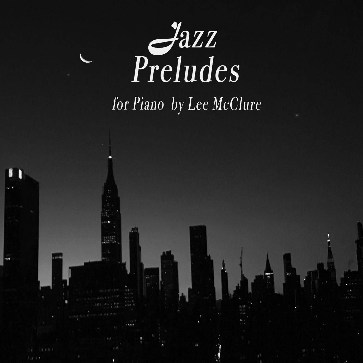 Jazz Preludes, CD cover