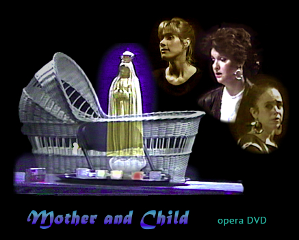 Mother and Child, DVD cover